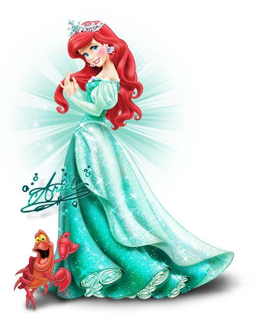 Arielė Disnėjaus princesė