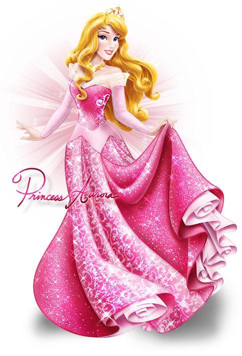 Aurora disnėjaus princesė