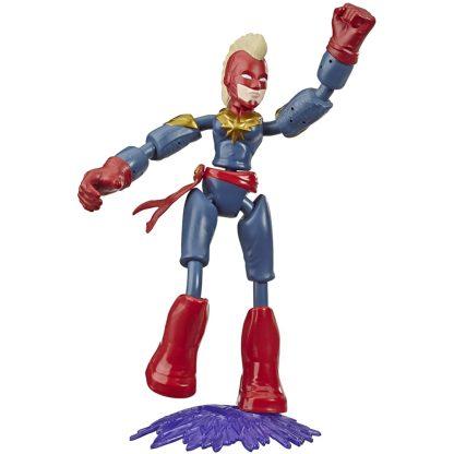 Bend and flex Captain Marvel figūrėlė