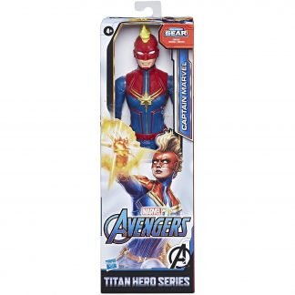 Avengers Figurele Titan Hero Power Captain Marvel