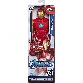 Avengers Figūrėlė Titan Hero Power Iron Man