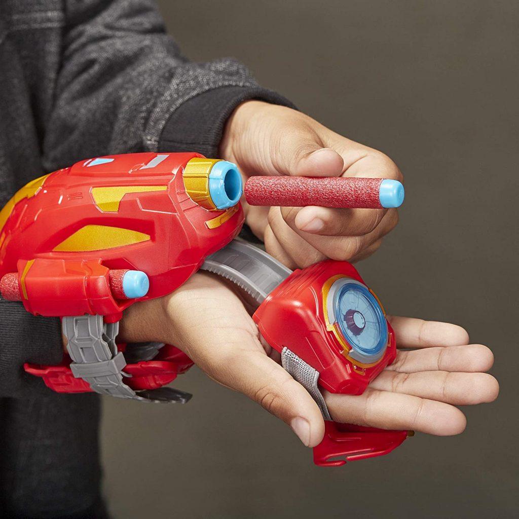 Avengers Nerf ginklas
