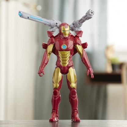 Avengers. Geležinis žmogus su ginklu