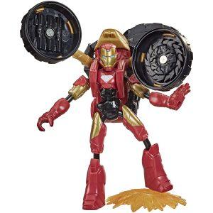 Iron Man Bend and Flex transformuojama figūrėlė