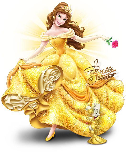 Bela Disnėjaus princesė