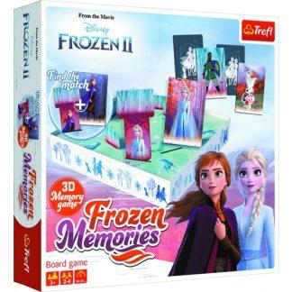 Frozen II Stalo žaidimas Memories