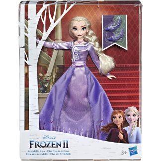Frozen II Stilinga lėlė Elsa