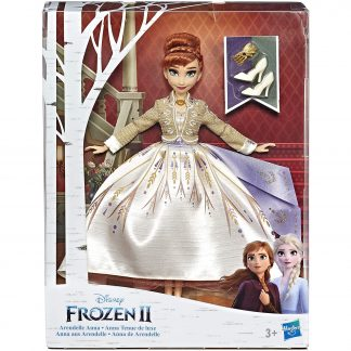 Frozen II Stilinga lėlė Anna