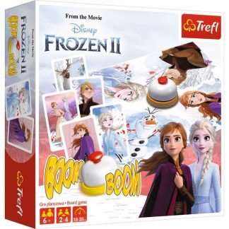 Frozen II Žaidimas Boom Boom