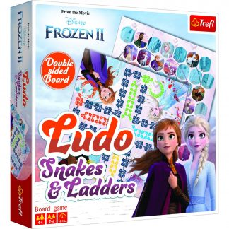 Frozen II Žaidimas Snakes and Ladders