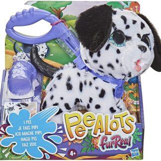 Furreal Peealots interaktyvus šuniukas su pavadėliu didelis
