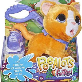 Furreal Peelots interaktyvus kačiukas su pavadėliu didelis