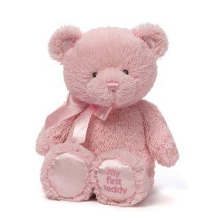 Gund Pliušinis žaislas meškutis rožinis