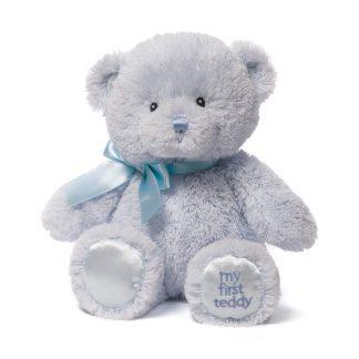 Gund Pliušinis žaislas meškutis mėlynas 38 cm