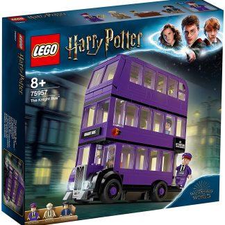 Harry Poter Rinkinys Lego autobusas