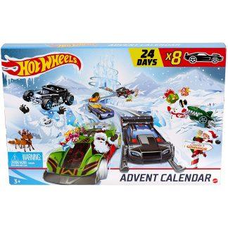 Hot Wheels Advento kalendorius