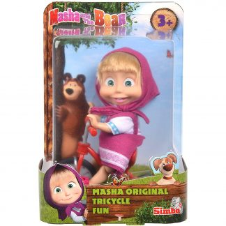 Masha and the Bear Figūrėlė Maša ir triratis