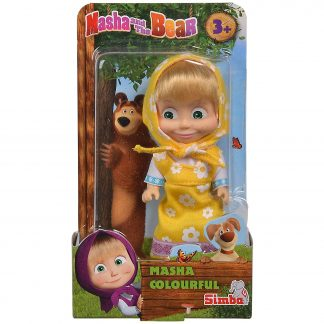 Masha and the Bear Mašos figūrėlė asortimente
