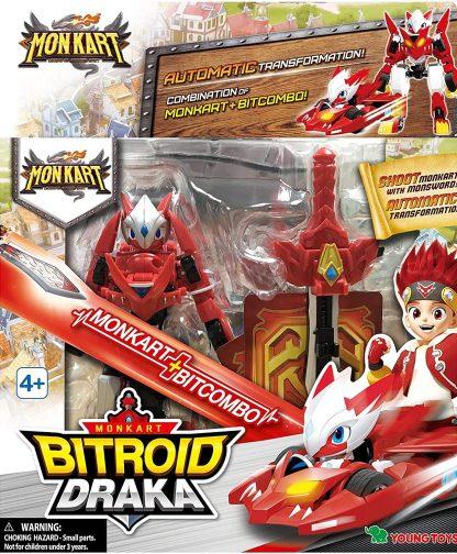 Monkart Bitroidas Draka Monkartas Transformers