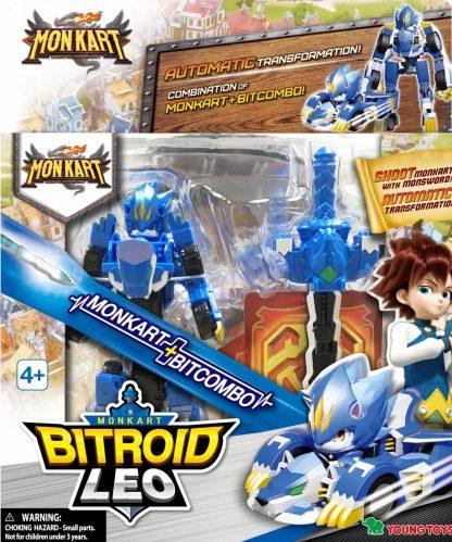 Monkart Bitroidas Leo Transformers Monkart
