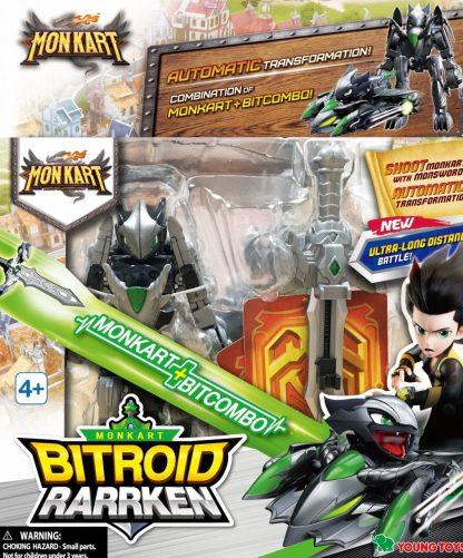 Monkart Bitroidas Rarrken Transformers