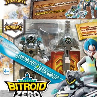 Monkart Bitroidas Zero Transformers Bitroid
