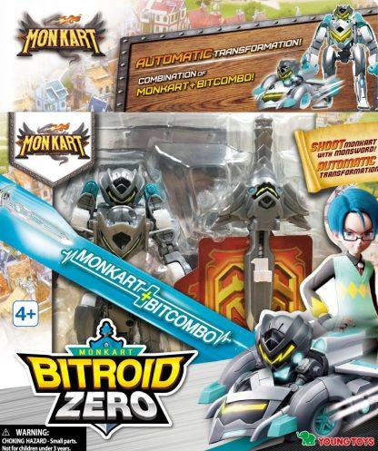 Monkart Bitroidas Zero Transformers Bitroid
