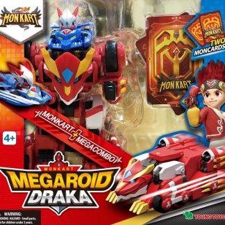 Monkart Megadroidas Draka Transformeriai Monkartas