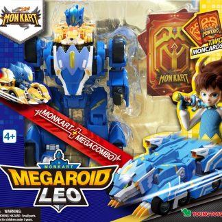 Monkart Megaroidas Leo Transformeriai Monkartas