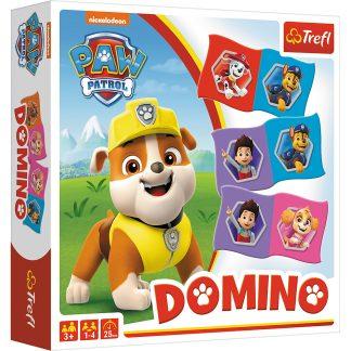 Paw Patrol Stalo žaidimas Domino