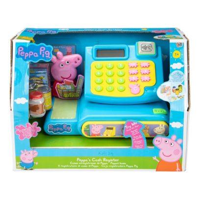 Peppa Pig Kiaulytės Pepos kasos aparatas