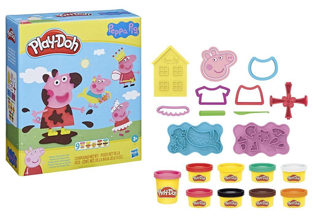 Play Doh kiaulyte Pepa