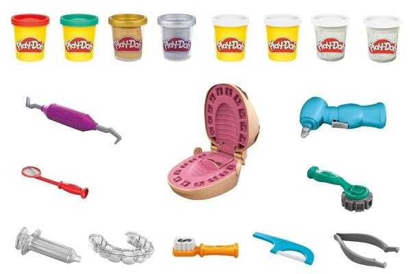 Play-Doh-Rinkinys-Dantistas