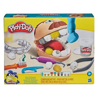 Play Doh Rinkinys Dantistas