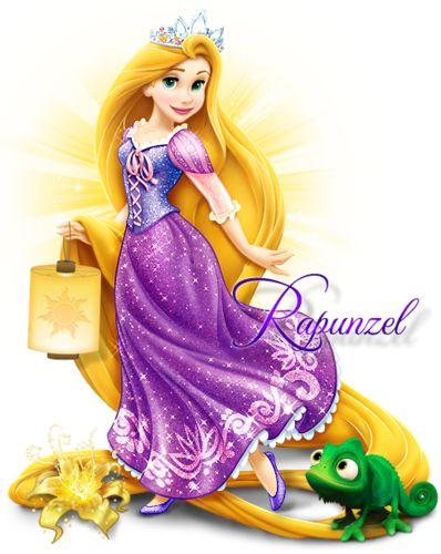 Auksaplaukė Disnėjaus princesė