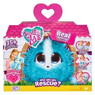Scruff A Luvs Real Rescue interaktyvus gyvūnėlis