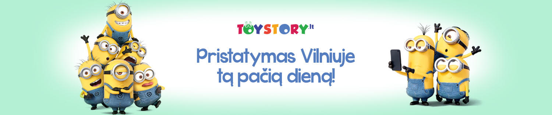 Skubus pristatymas Vilniuje