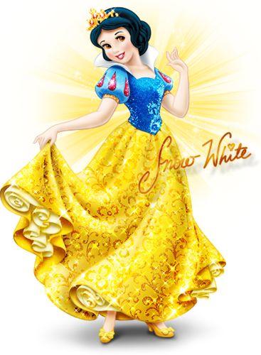 Snieguolė Disnėjaus princesė