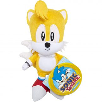 Sonic Pliušinis žaislas Sonic geltonas 20 cm
