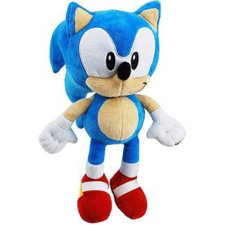 Sonic Pliušinis žaislas Sonic mėlynas 28 cm
