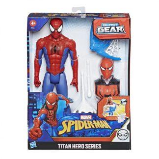 Spider Man Žmogaus voras su ginklu