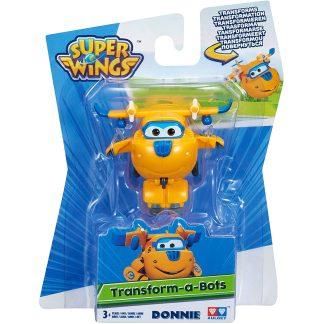 Super Wings Transformuojamas lėktuvėlis Donnie 5 cm