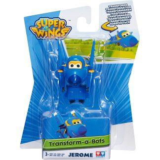 Super Wings Transformuojamas lėktuvėlis Jerome 5 cm