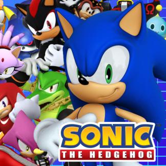 Ežiukas Sonic