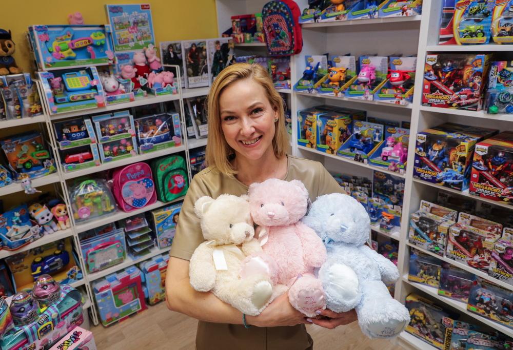 Anna Ilina ToyStorylt