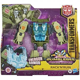 Transformers Transformeris ACTION TRACKER Rack'n'ruin