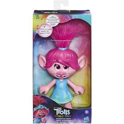 Trolls Dainuojanti trolytė Popė