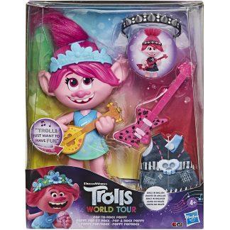 Trolls Rinkinys Poppy roko žvaigždė
