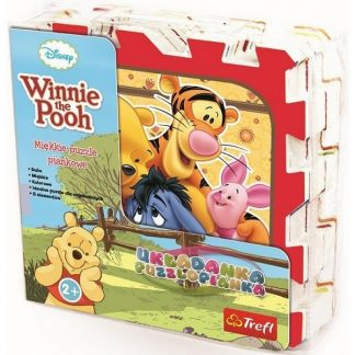 Winnie the Pooh Minkšta dėlionė