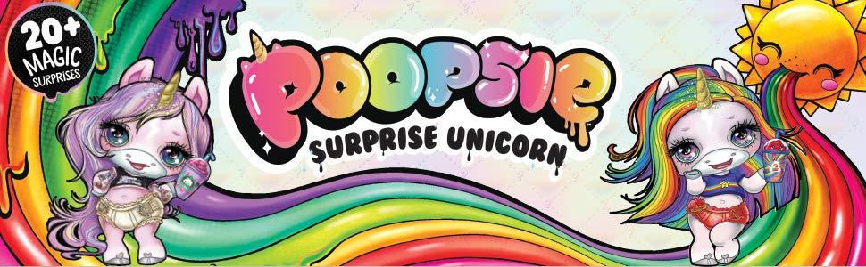 Populiariausias 2019 metų žaisliukas - Poopsie Slime Unicorn Surprise